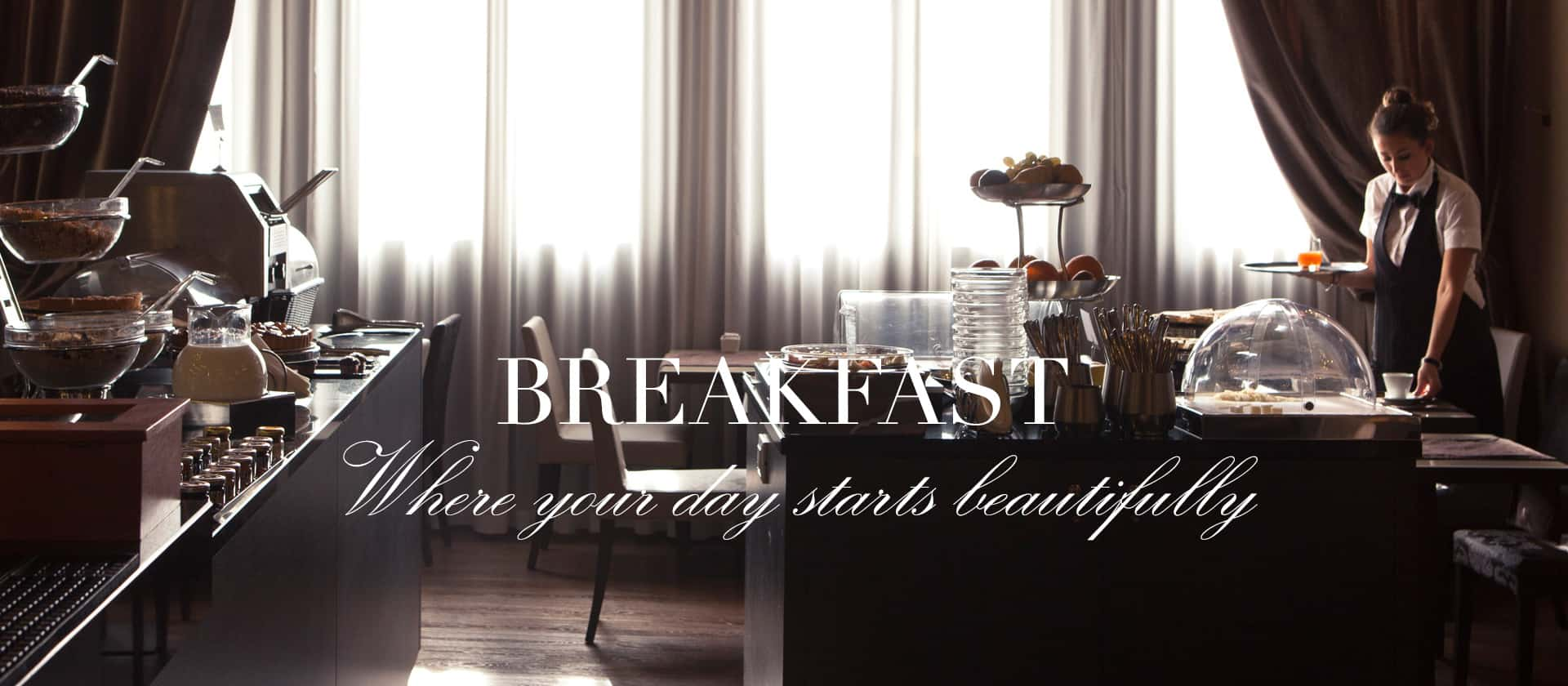 Hotel Arcadia Breakfast