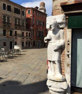 Mori Place in Venice