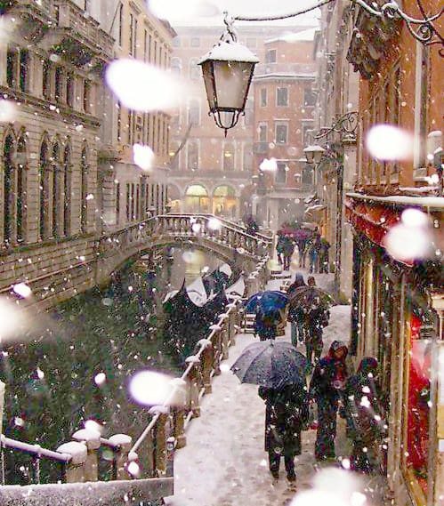Places To Visit In Month Of December: What To Do In Venice In Winter