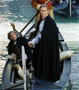 Casanova and Lupo