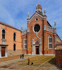Church of Madonna Dell'orto Venice
