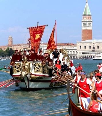 Regata of Venice Events
