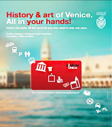 City Pass of Venice