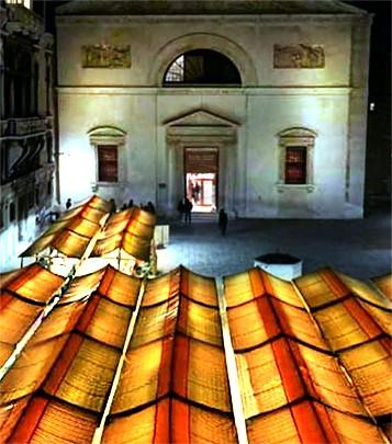 San Maurizio flea market Venice