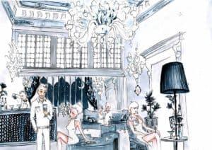 Boutique Venice Arcadia History Book