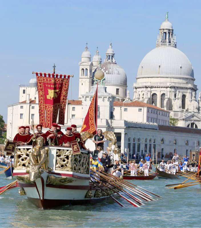 Festa della Sensa a Venezia