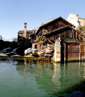 Dorsoduro Venice