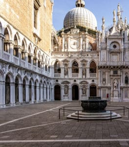 The secret itinerary tour inside the Doge's Palace in Venice